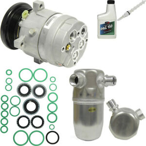 A//C Compressor /& Component Kit-Compressor Replacement Kit Front UAC KT 4193