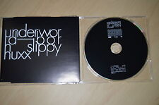 Underworld - Born slippy huxx. 3 tracks. CD-Maxi (CP1706)
