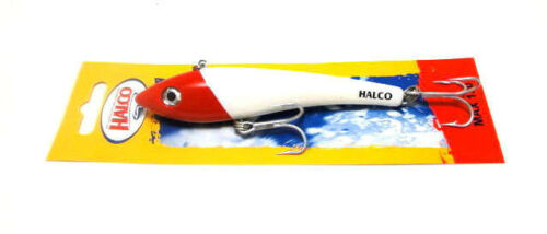HALCO MAX 130 SALTWATER TROLLING CASTING TUNA BIG GAME LURE SELECT VARIOUS COLOR