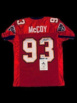 Gerald McCoy Signed Jersey AAA | eBay