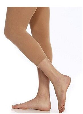 Body Wrappers A31X Women/'s Plus Size 1X-2X Suntan Convertible Tights