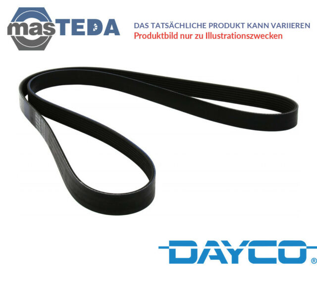 Dayco 6PK1620 Poly Rib Belt