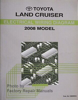 2008 Toyota Land Cruiser Electrical Wiring Diagrams ...
