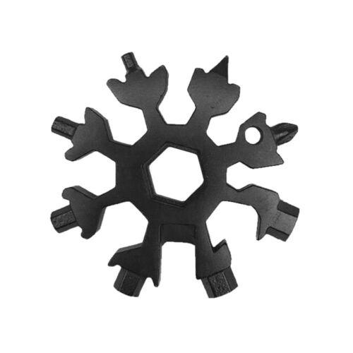 Snowflake Multi Tool Snow Flake 18-1 Steel Shape Flat Cross Household Hand Tools