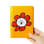 miniature 26 - BT21 Character Flower Passport Case Cover 7types Official K-POP Authentic Goods