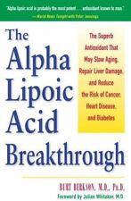 Alpha Lipoic Acid Breakthrough: The Superb Antioxidant That May Slow Aging, Rep