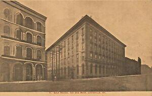 LOUISVILLE-KENTUCKY-GALT-HOUSE-1910s-ADVERTISING-POSTCARD