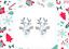 Ohrringe-Silber-Rentier-Damen-Ohrstecker-Strass-Kristall-Weihnachten-Geschenk Indexbild 1