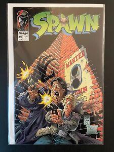 Spawn #35 1995 High Grade Image Comic Book D14-40