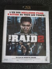 The Raid 2 French Blu-ray