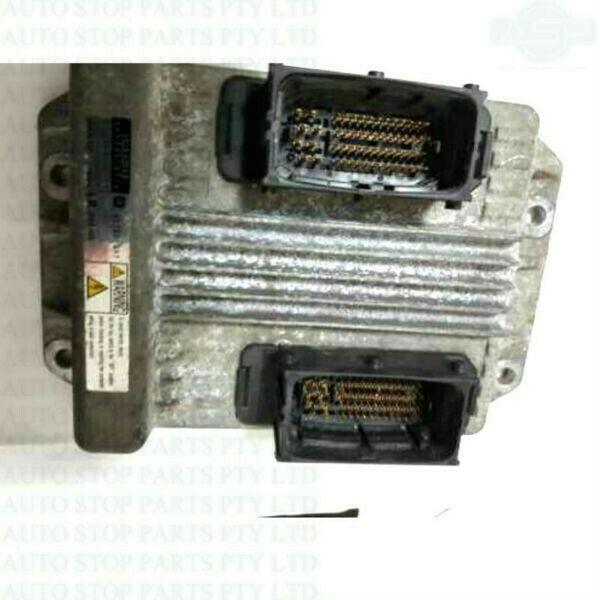 ECU ENGINE CONTROL UNIT OPEL CORSA 1.7 CDTI ISUZU 897300 0976