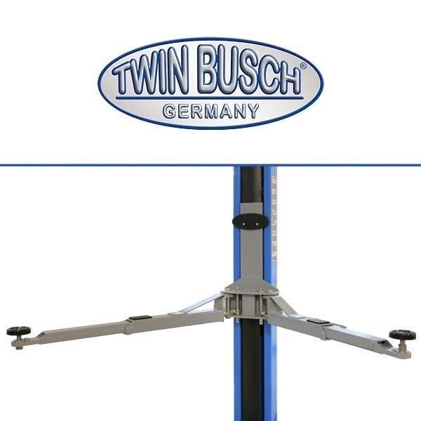 2 søjlet autolift TW 242 PE B4.3 - 4,2t, TwinBusch