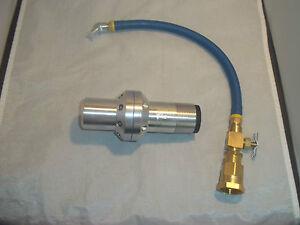 Water Induction Nozzle Win 4 1 4 Quot Sandblast Abrasive