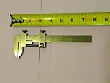 Vintage Ls Starrett Master Precision Vernier Calipers No 28