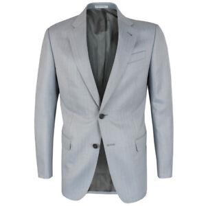 Blue Collezioni 48 535 uk38 etiquetas Rrp nuevo Con Blazer £ Armani Pale axSnxg