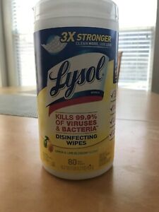 80 Count Brand New Wipes