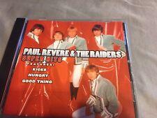 Paul Revere & the Raiders - Super Hits (CD) RARE VERSION