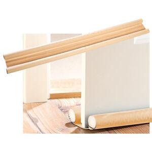 t rluftstopper zugluft stopper f r t ren bis 60 mm dicke. Black Bedroom Furniture Sets. Home Design Ideas
