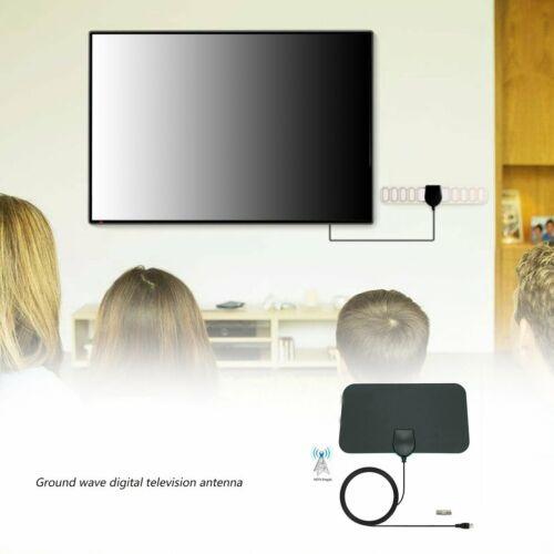 TY13 conjoined hdtv indoor digital TV antenna DVB-T2 high gain amplifier○●