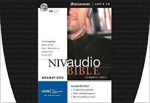 niv dramatized complete audio bible free