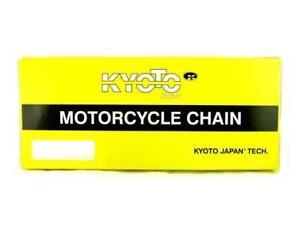 KAWASAKI-AE-AR-50-1981-1998-MOTORCYCLE-DRIVE-CHAIN-420-116-LINK-KYOTO-JAPAN