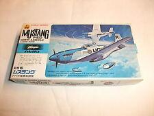 Flugzeug Modell Bausatz 1:72 HASEGAWA North American P-51D Mustang 2. Wk USA