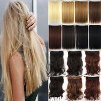 Günstige Preise Haarverdichtung Clip In Hair Extensions 1 Tresse Blond Haarteile