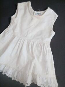 15. Robe Coton Vintage, Pour Bb, Poupée, Ours