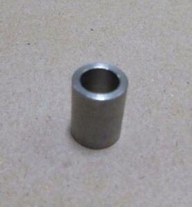 Length 1//2 Clipsandfasteners Inc 1//2 O.D 100 Nylon Spacer Bushings .257 I.D