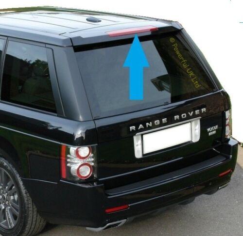 Back Light Wiring Diagram 2004 Range Rover: Range Rover L322 Rear Tailgate Spoiler Brake Light Lamp
