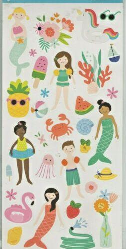 Amy Tangerine//Shimelle//Dear Lizzy//Heidi Swapp Stickers~Varieties~CUTE Qk Ship!