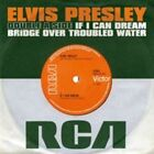 If I Can Dream/Bridge Over Troubled Water [Single] by Elvis Presley (Vinyl, Oct-2015, Sony Music)