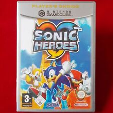 Nintendo GameCube ► Sonic Heroes ◄ WII | GC