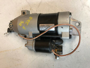 Details about 2005 Yamaha F 225 HP 4 Stroke Outboard Engine Starter Motor  Freshwater MN