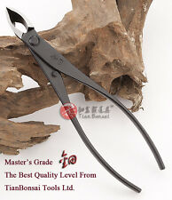 Master Narrow Edge Cutter bonsai tools concave straight edge cutter Carbon Steel