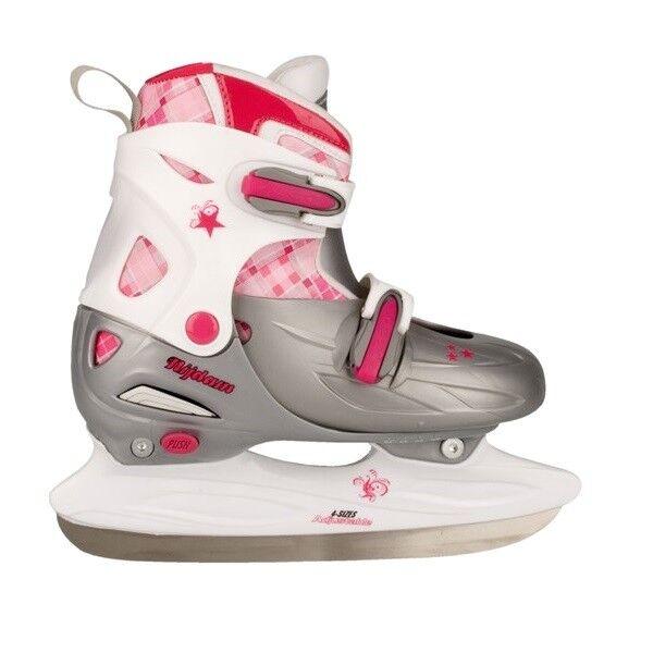 Schlittschuhe Eislaufen Eislaufen Eislaufen Kinder Mädchen Größen 27-30 30-33 34-37 38-41  020   | Reparieren  | Klein und fein  262e5d