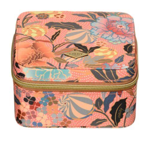 Oilily Ajisai Blossom Jewelry Case Schmuckschatulle Accessoire Shell Pink