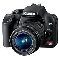 Canon EOS Rebel XS Film Camera