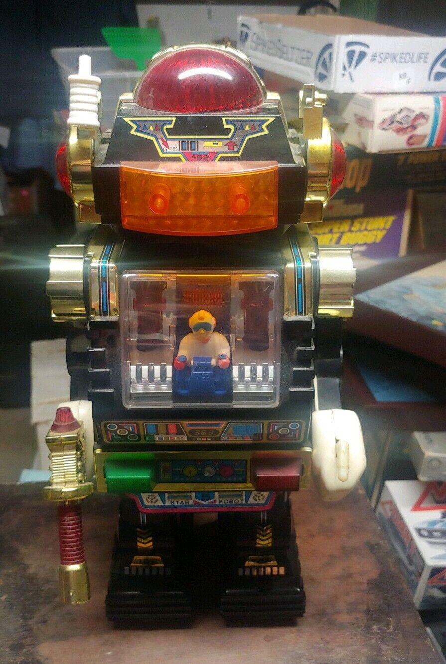 1985 estrella Ai estrella Robot lavoros