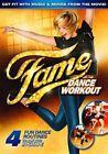 Fame Dance Workout 0031398114390 DVD Region 1 P H