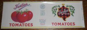 Tartan-Whole-Tomatoes-Label-Balfours-Hamilton-Ontario-Canada