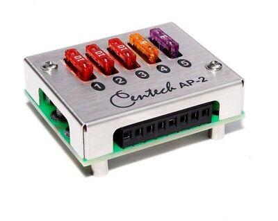 centech ap 2 ap2 auxiliary power fuse panel for bmw ktm. Black Bedroom Furniture Sets. Home Design Ideas