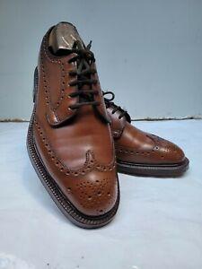 "Chaussures"" Church's  "" Grafton ""  40/40,5 ( 6,5 F ) Marron Claire"