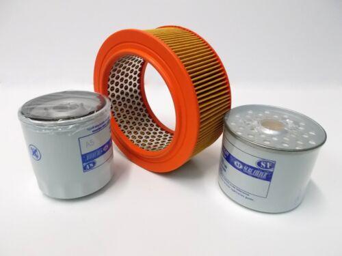 Filtros De Aire /& Kits de servicio de combustible para motores Lister Petter TR1 /& TS1