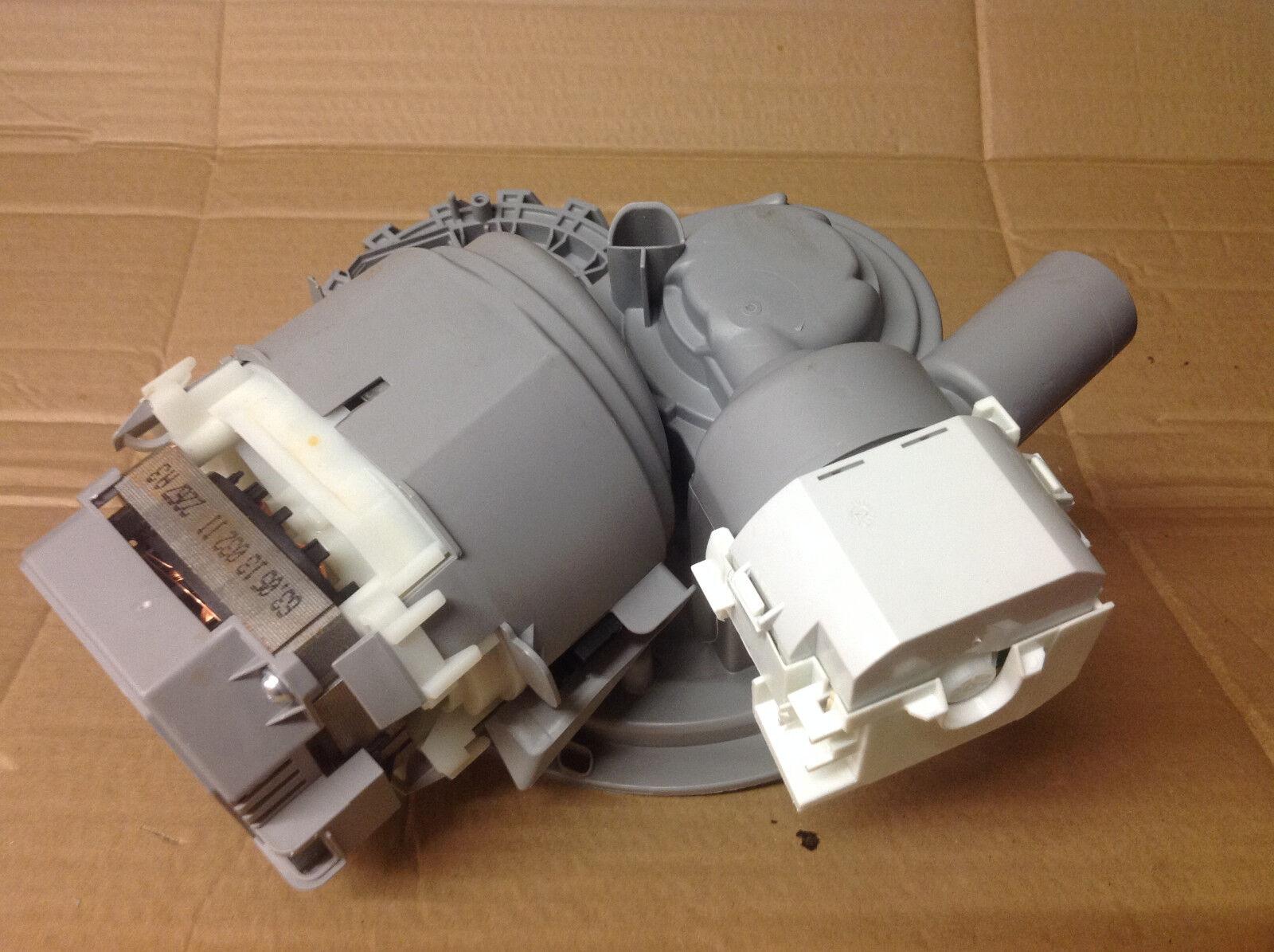 Lavavajillas Bosch tipo número S16P1F-Carcasa Del Motor    bomba de recirculación 18ed7b