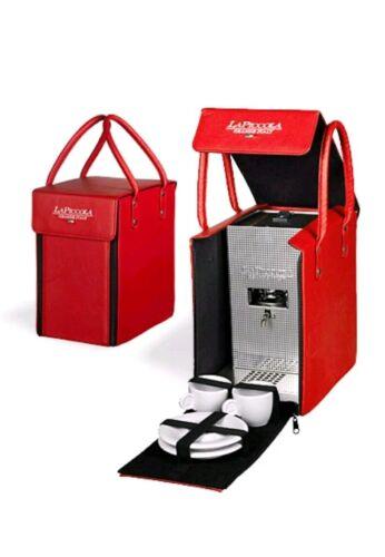 Lucaffe La Piccola coffee machine case Accessories ACCESSORIES AND CASE ONLY