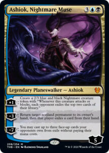 Ashiok-Nightmare-Muse-Foil-x1-Magic-the-Gathering-1x-Theros-Beyond-Death-mtg