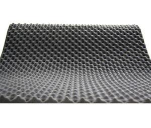 Akustik-Noppenschaum-Schaumstoff-Pyramidenschaumstoff