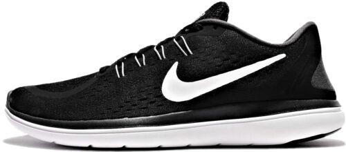 Black Rn De Zapatos Men Flex Zapatillas 2017 Nike Negro Hombre FqHqz1