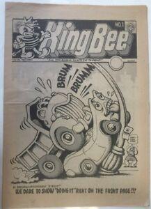 King-Bee-Tabloid-Comic-Apex-Novelties-1969